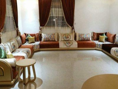 Salon marocaine a vendre