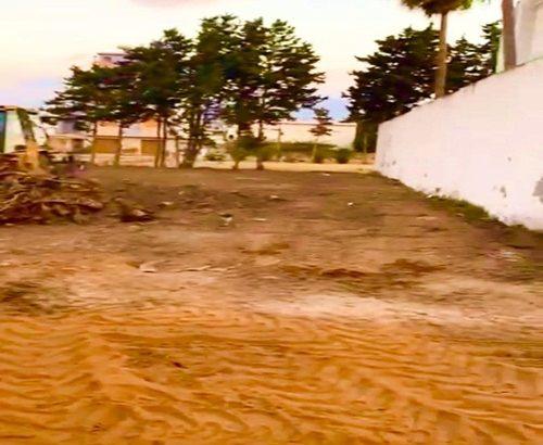ارض للفيلا قريبة من البحر للبيع بكابو نيكرو
