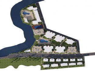 قطع ارضية لبناء مشروع شاطئ عدن بالفنيدق للبيع